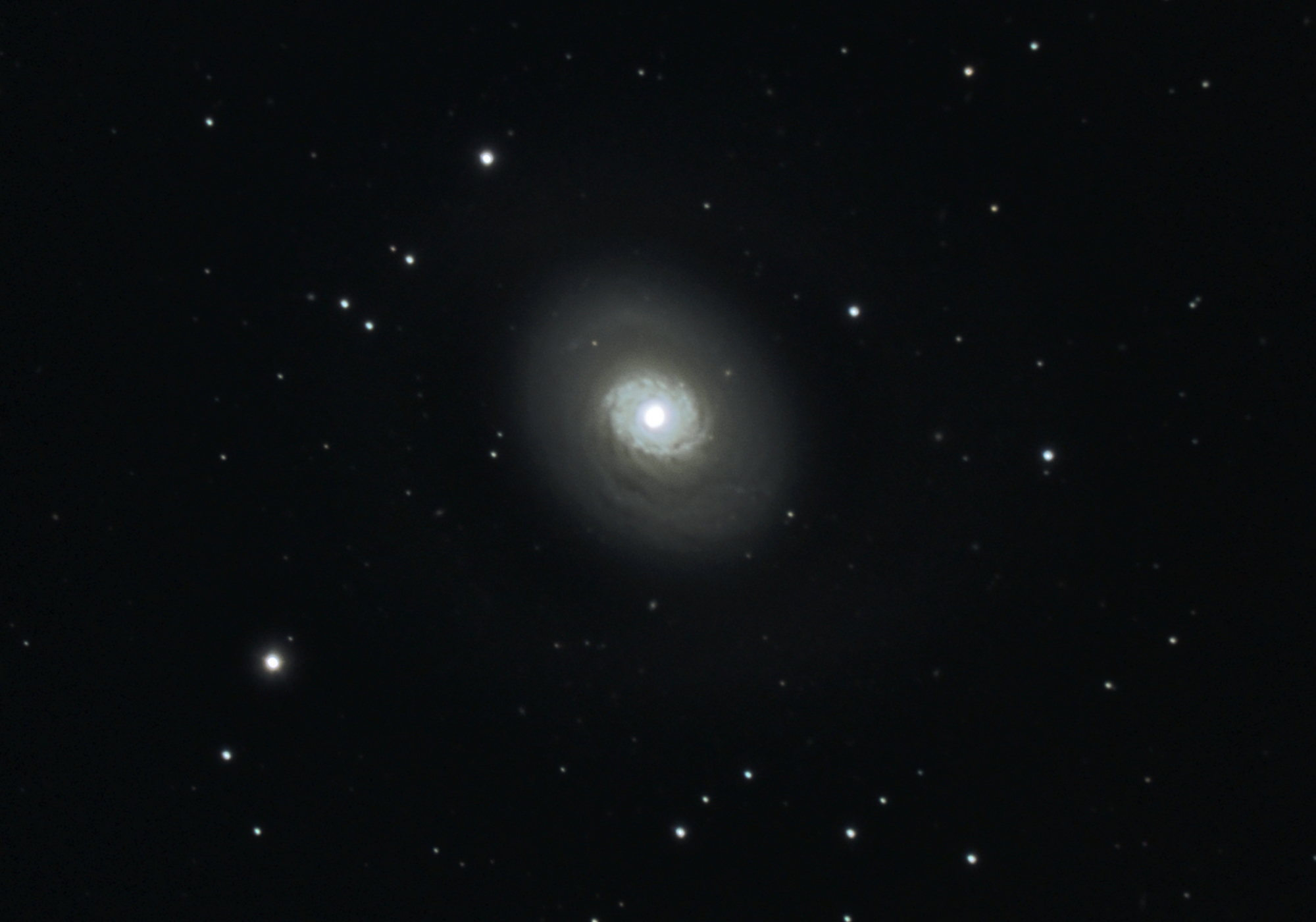 Messier 94 – The Cats Eye Galaxy