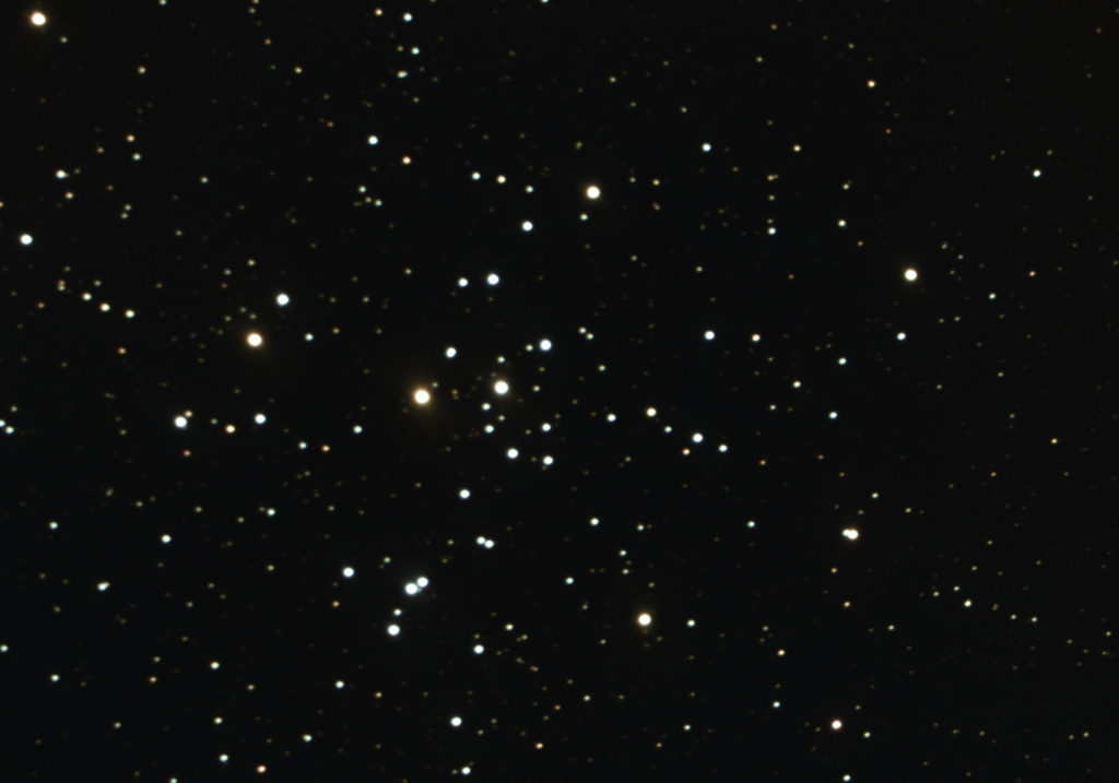 Open star cluster Messier 41 (M41/NGC2287)