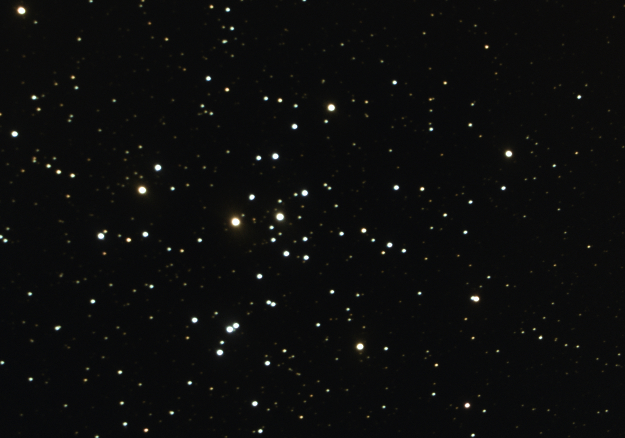 Open Star Cluster Messier 41