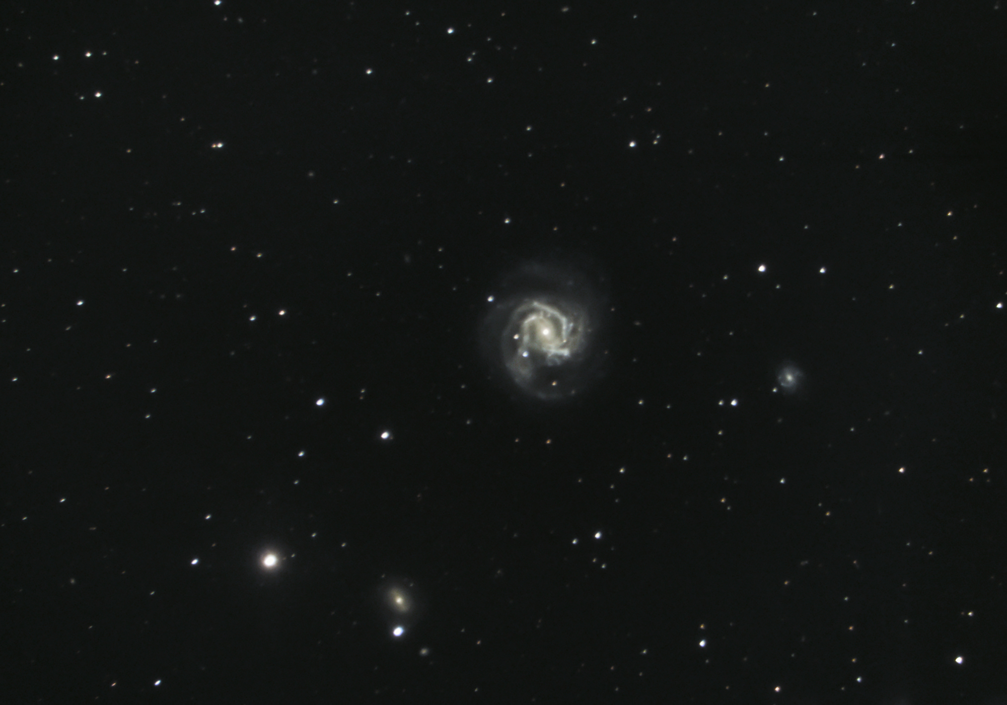 Supernova SN2020jfo in Galaxy M61