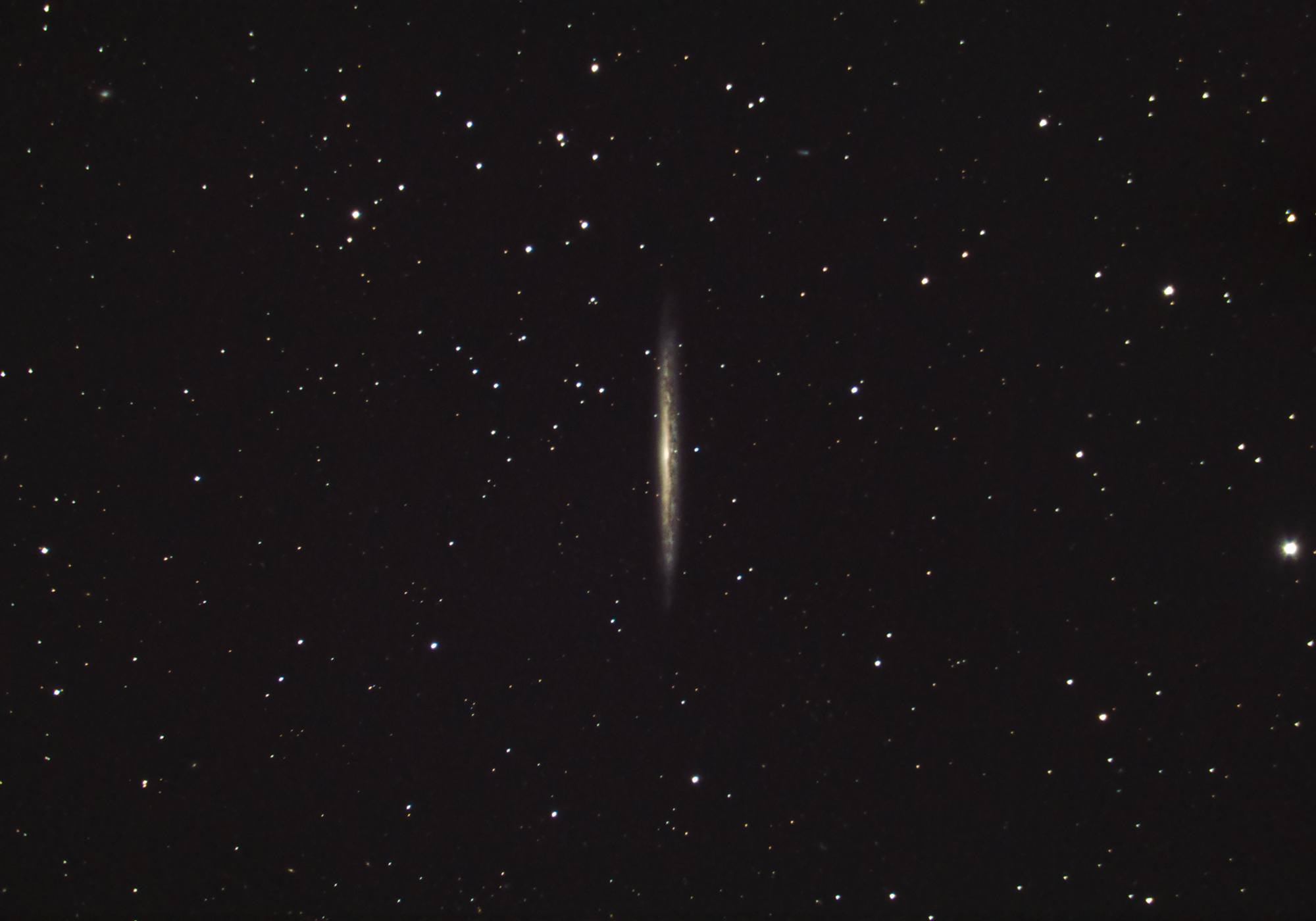 NGC 5907: The Splinter Galaxy