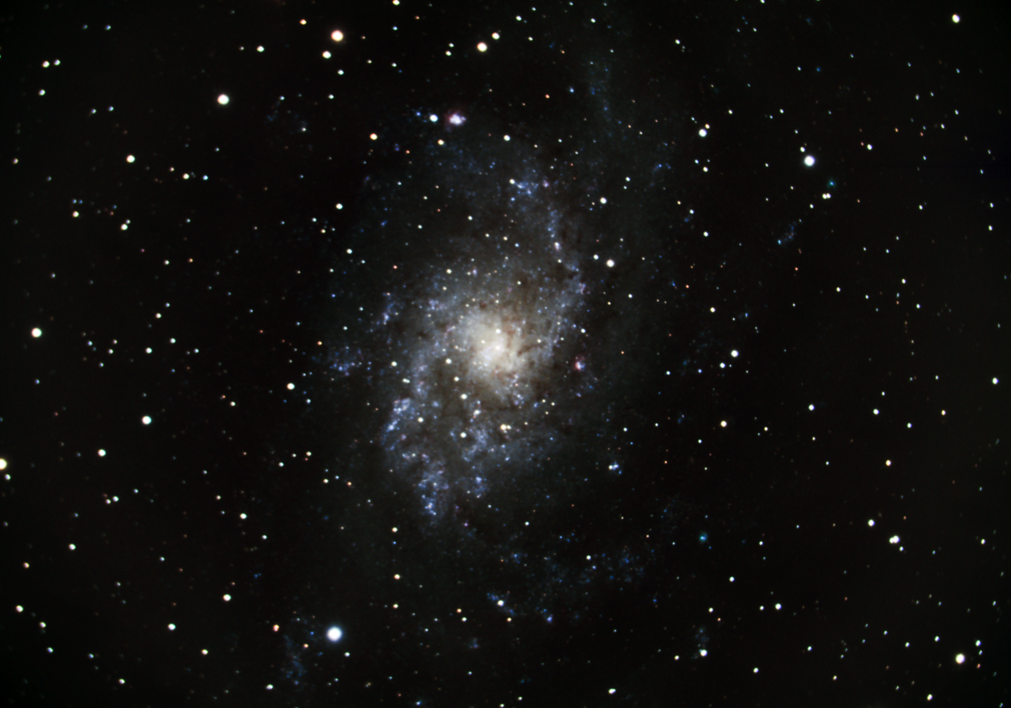 Triangulum Galaxy Messier 33